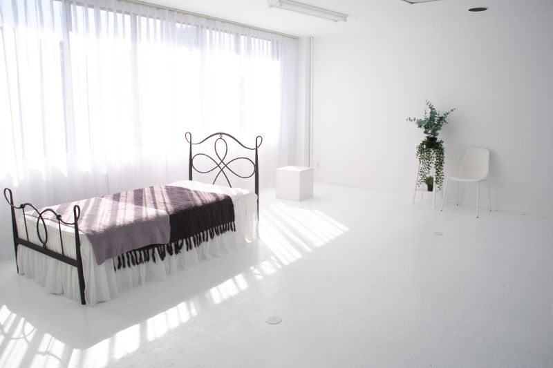 LUZZSTUDIOラズスタジオ 貸切レンタル撮影スタジオの室内の写真
