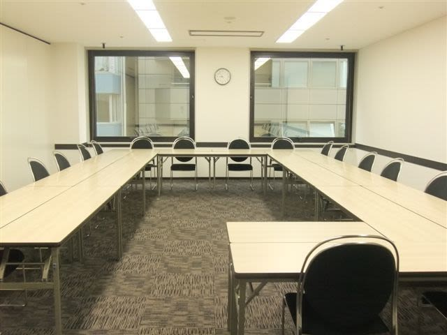 銀座フェニックスプラザ 会議室4の室内の写真