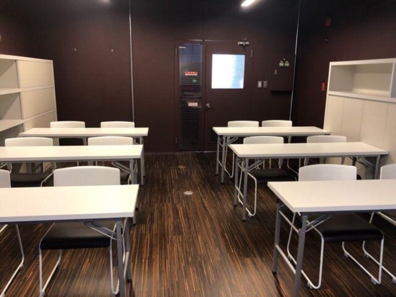 関内駅徒歩1分!貸し会議室 貸し会議室・フリースペースの室内の写真