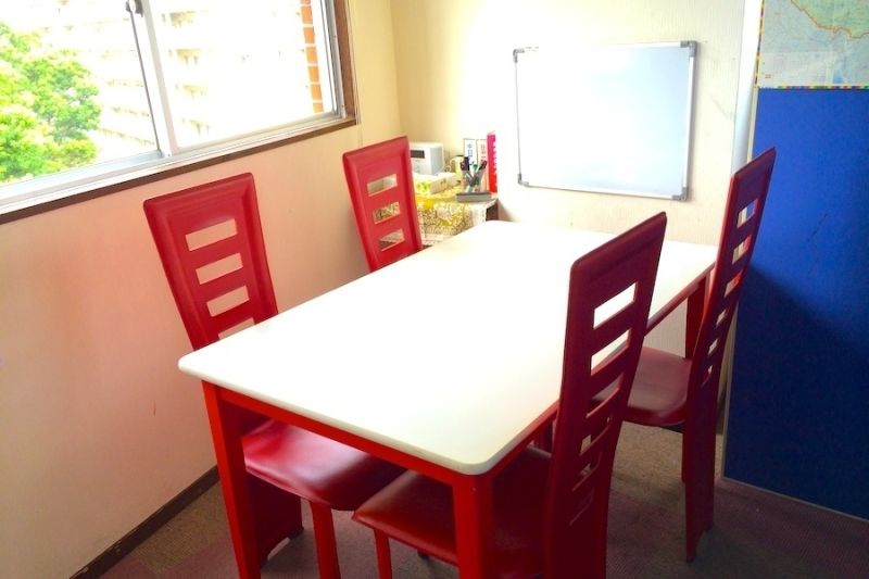 PALアカデミー目黒 多目的スペースの室内の写真