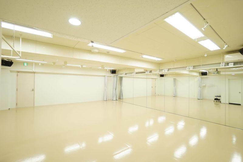 【渋谷】宮益坂十間スタジオ 防音個室スペースAの室内の写真