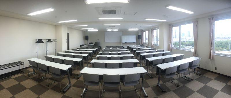 貸会議室 リンク大阪 ルームAの室内の写真