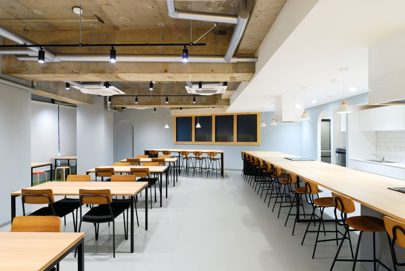 市ヶ谷 レンタルキッチンスペースPatia(パティア) レンタルキッチンスペースの室内の写真