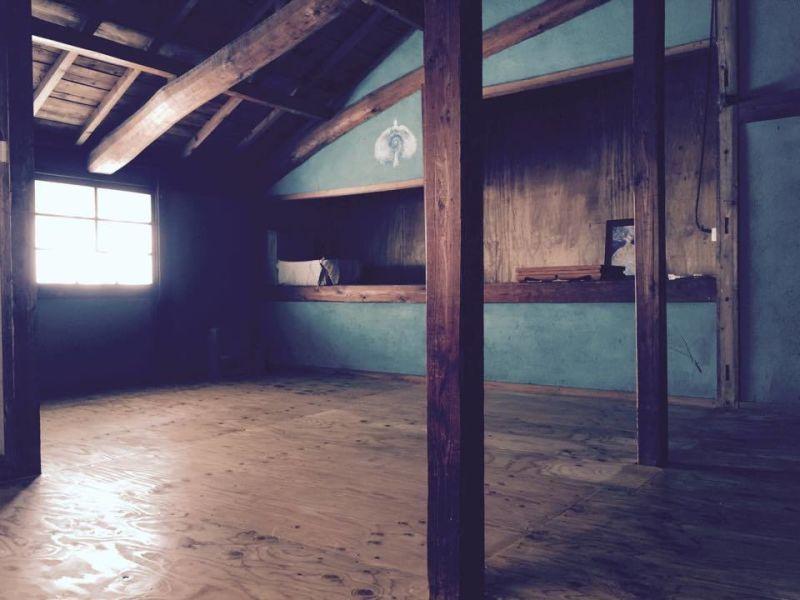 むぎのレンタルスペース やねうらの室内の写真