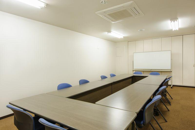 ビジネスインノルテ 会議室・フリースペースの室内の写真