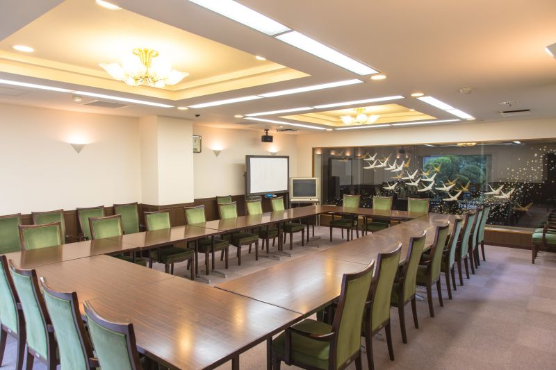 Natuluck赤坂 大会議室(6階)の室内の写真