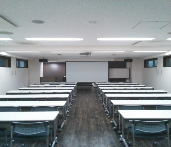 茅場町 大江戸ビル会議室 大会議室 朝活プランの室内の写真