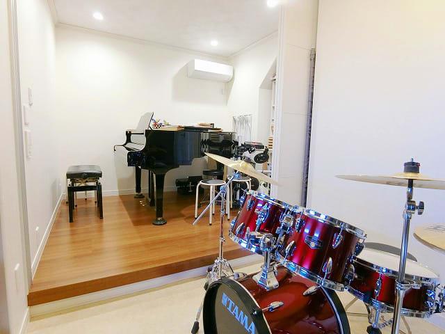 『Forte』レンタルスペース Studio FORTEの室内の写真