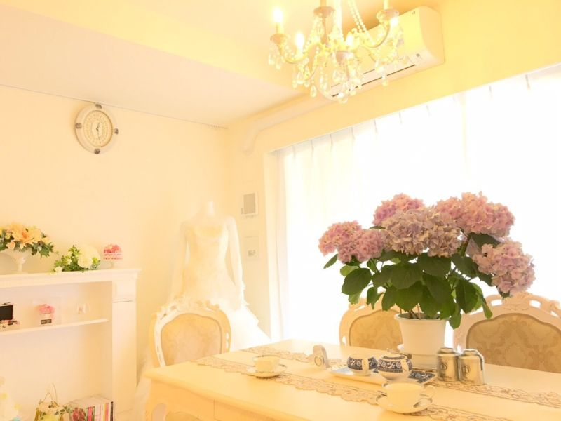 OHANA 表参道レンタルスペースの室内の写真