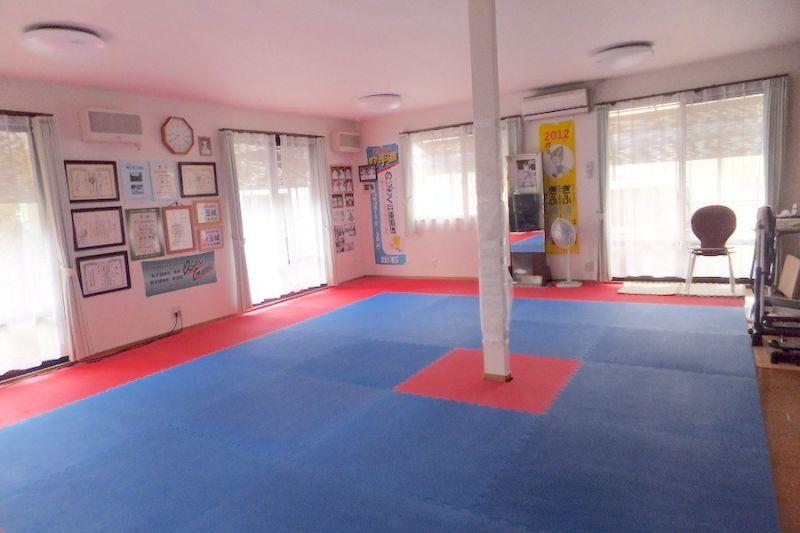 西三国レンタルスペース『タマキ』 スタジオスペースの室内の写真