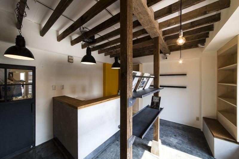 D+C.A.F.E キッチン+スタジオ &ギャラリーの室内の写真