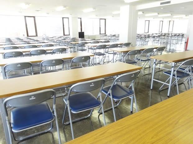 名古屋会議室 日本棋院中部会館ビル名古屋東片端店 第4会議室(8階)の室内の写真