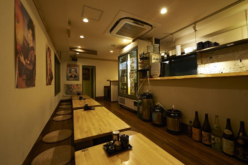 みなと屋第二 キッチン付きレンタルスペースの室内の写真
