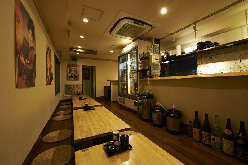 ミナミ屋 キッチン付きレンタルスペースの室内の写真