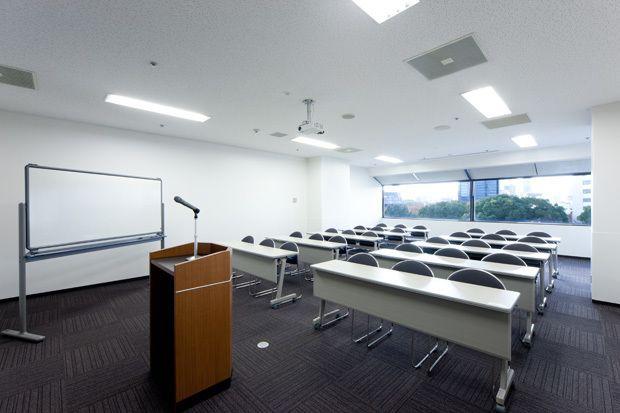 大阪会議室 ツイン21MIDタワー会議室 5会議室(4階)の室内の写真