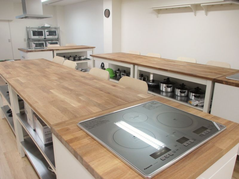 BMBカルチャー キッチンスタジオ(~8名様)の室内の写真