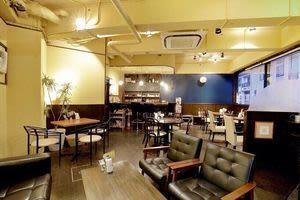 cafe est 貸し会議室、レンタルスペース、個室の室内の写真