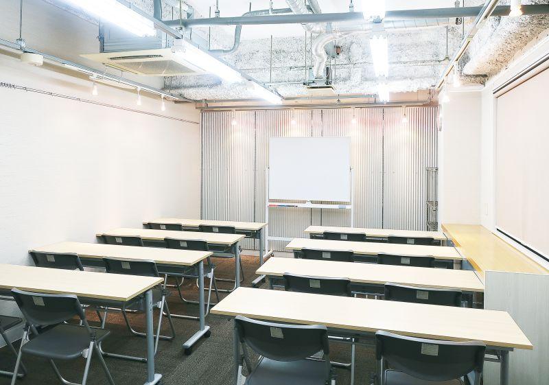 南森町レンタル会議室『シェア・ファーム』 平日1日貸しプランの室内の写真