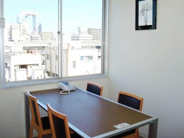 fabbit大阪福島 打合室2の室内の写真