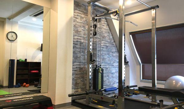 PLF東銀座店 完全個室レンタルジム[4F]の室内の写真