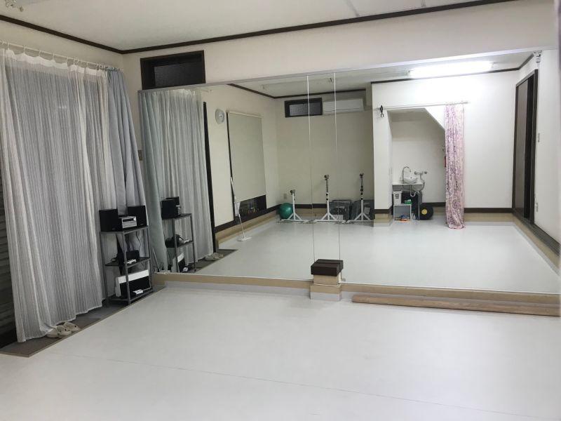 studio tgk レンタルスタジオの室内の写真