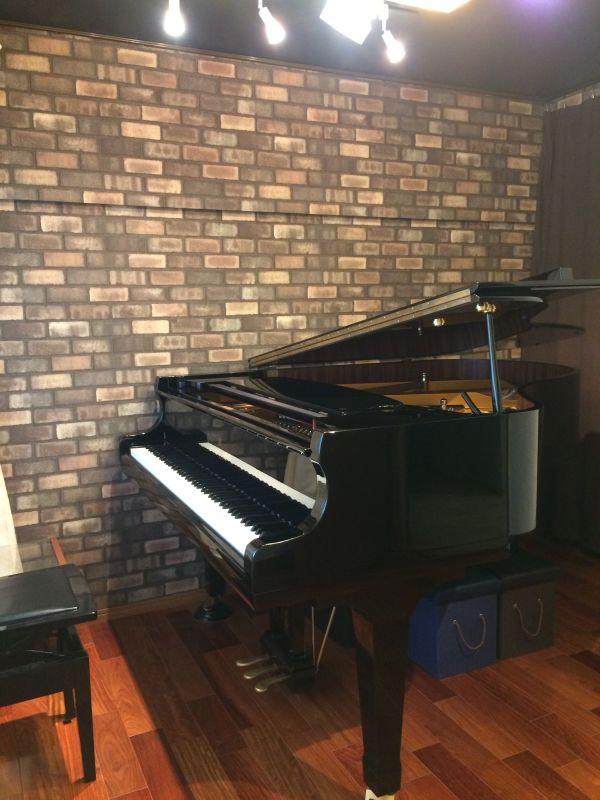 南千住ピアノスタジオ A Piacereの室内の写真