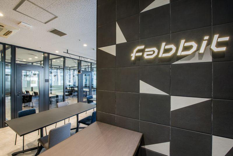 fabbit 銀座 イベントスペースの室内の写真