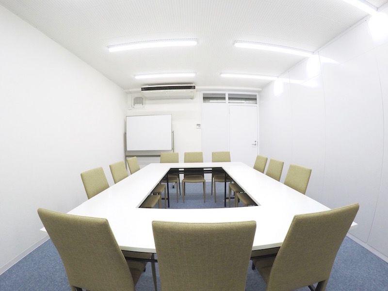レンタルスペース目黒の室内の写真