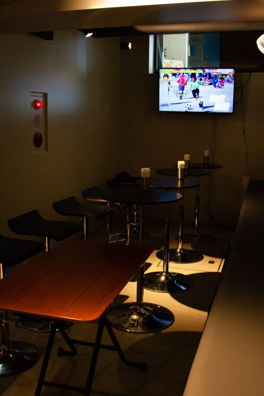 レンタルスペース 貸切の室内の写真