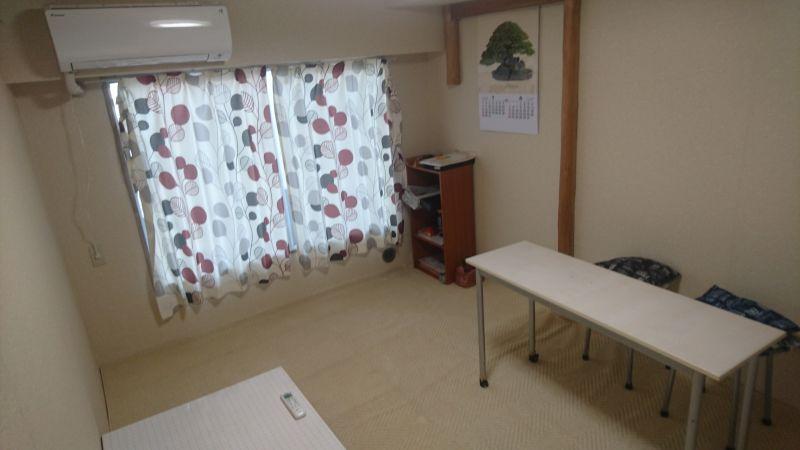 レンタルスペース Lena_S サロンスペース ネイルOK!の室内の写真