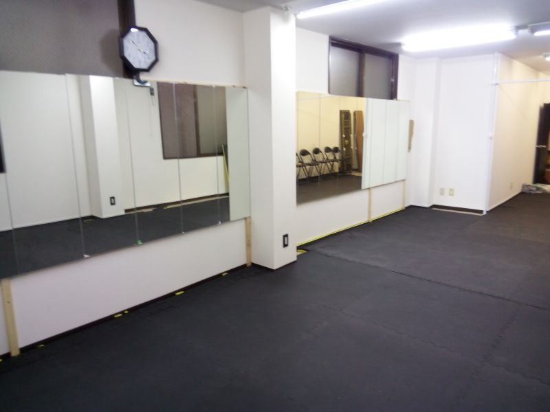 大塚スタジオk 多目的スタジオ、カルチャールームの室内の写真