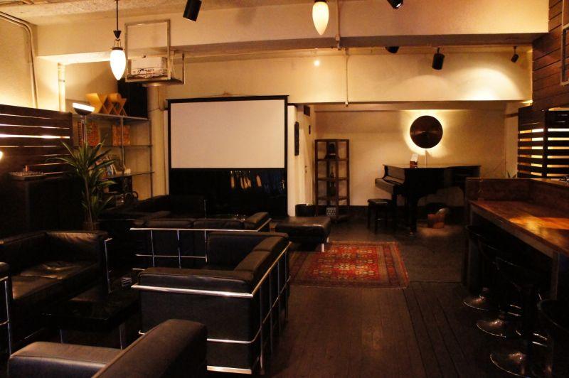 新宿撮影スタジオサロンガイヤール レンタルスペースの室内の写真