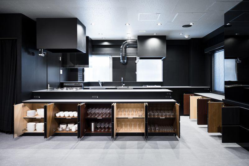 赤坂 レンタルキッチンスペースPatia(パティア) レンタルキッチンスペースの室内の写真