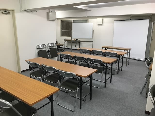 早坂貸会議室 会議室の室内の写真