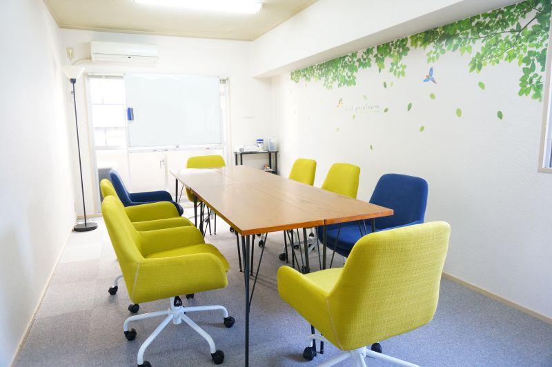 【コトリ会議室】 Wi-Fi無料の貸し会議室♪の室内の写真