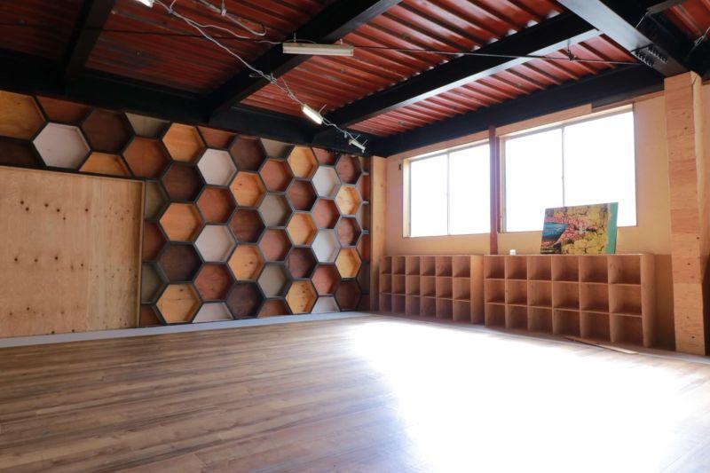 シャンティーズ レンタルスペース ヨガや講演会に!格安レンタル!の室内の写真