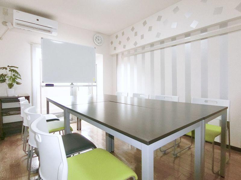ドゥ@丸の内 レンタルスペースの室内の写真