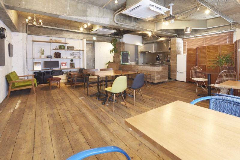 南青山レンタルスペース 『Mace』(メイス)の室内の写真