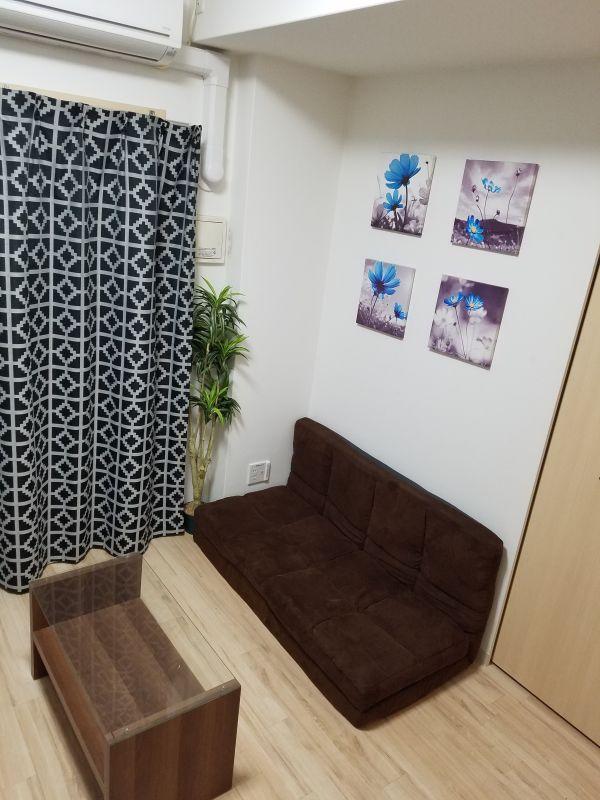 プランドール難波 804号室 KSハウス日本橋の室内の写真