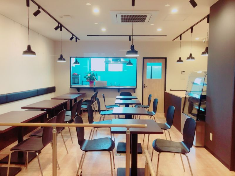 DS KITCHEN 【貸切キッチン&カフェスペース】の室内の写真