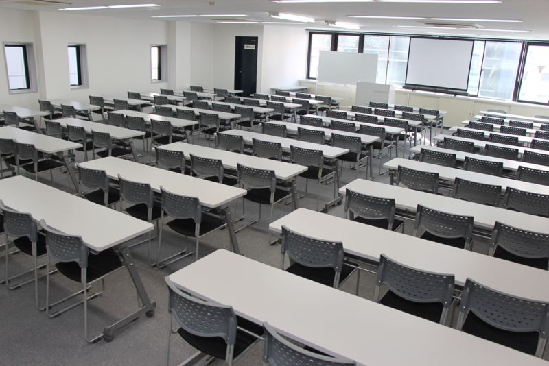 【名古屋駅】会議室アクションラボ 4F 大会議室の室内の写真