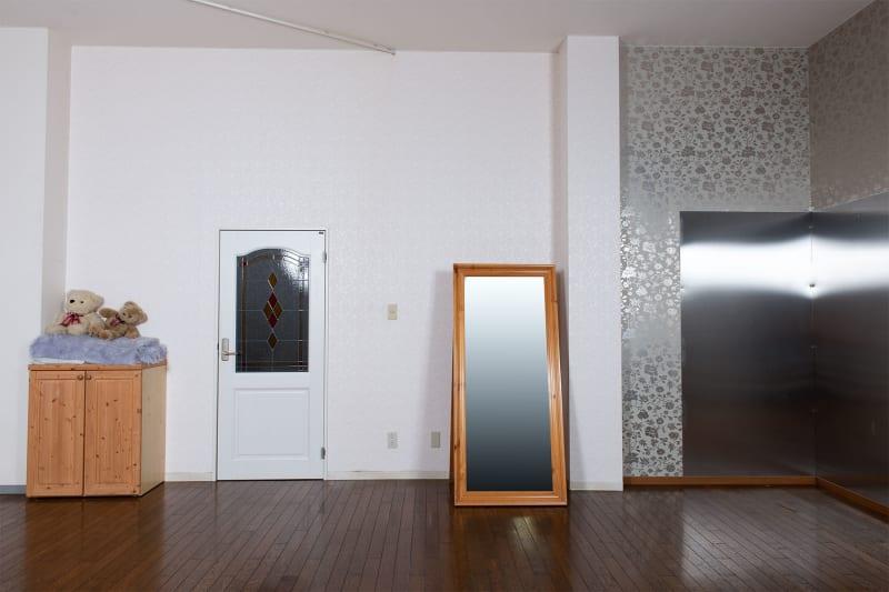 Dスタジオ 北面 - スタジオポプリ Dスタジオの室内の写真