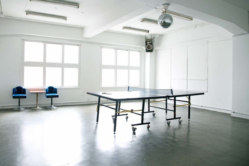 JUSTANOTHERSPACE レンタルスペース 撮影スタジオの室内の写真