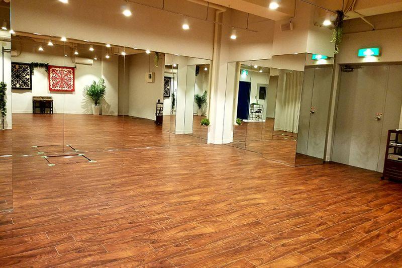 スタジオALOALO レンタルスタジオの室内の写真