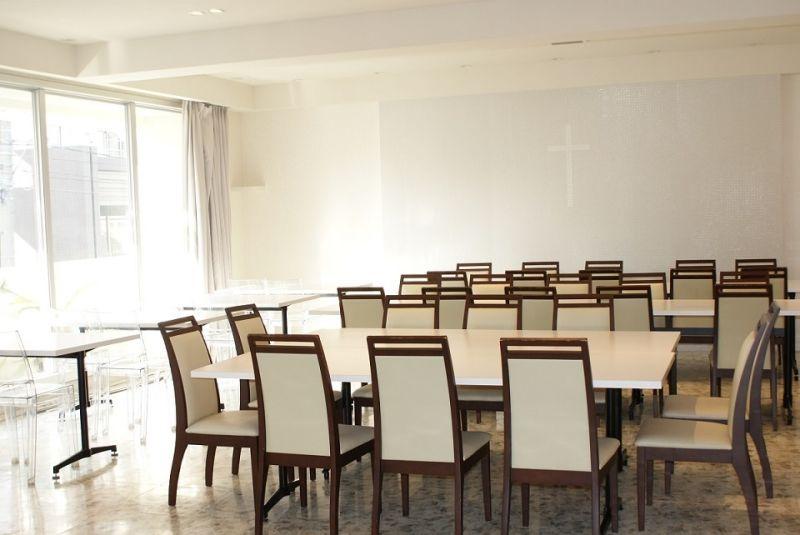 クリアライン 貸会議室、多目的スペースの室内の写真