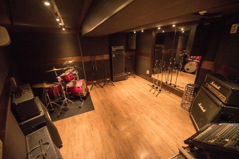 スタジオ内です。 - スタジオパックス 南浦和店 K4スタジオの室内の写真