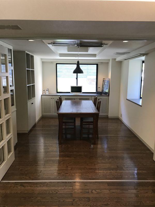 サロンドシアン Bスペースの室内の写真
