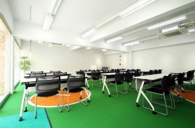 プログレッソ ベース 会議室、イベントルームの室内の写真