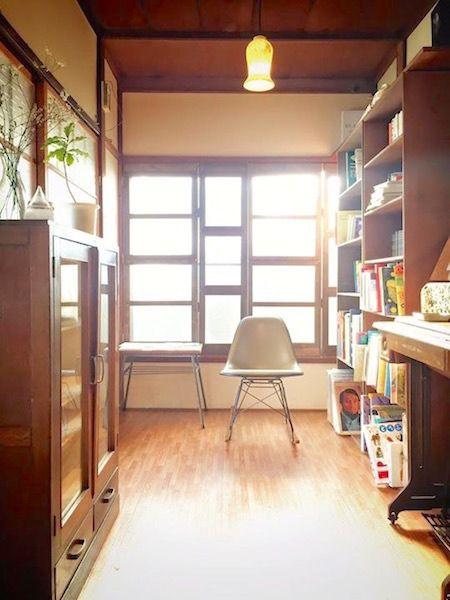 喫茶店玄関前のスペースです。人気の撮影スポットです。 - 江ノ島10分古民家喫茶ラムピリカ 喫茶ラムピリカの室内の写真