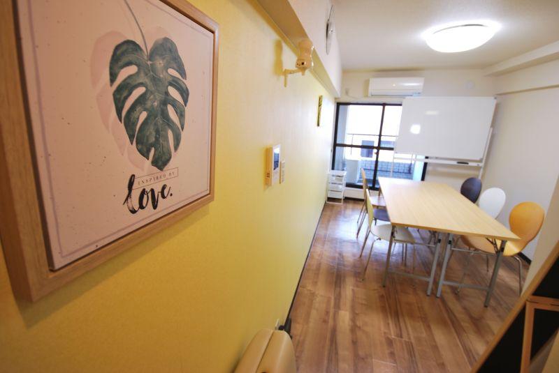 恵比寿駅からいちばん近い会議室 【ソラリス Solaris】の室内の写真